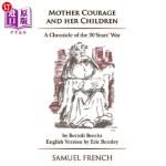 【中商海外直订】Mother Courage and Her Children