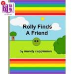 【中商海外直订】Rolly Finds a Friend