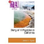 【中商海外直订】Diary of a Physician in California