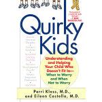 QUIRKY KIDS(ISBN=9780345451439) 英文原版