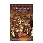 The Canterbury Tales 坎特伯雷故事集 英文原版小说