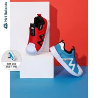 【618年中庆 2件3折价:60】迷你巴拉巴拉童鞋男童女童板鞋2020春新款一脚蹬儿童贝壳头运动鞋