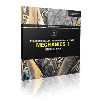 培生爱德思考试教材 Pearson Edexcel International A Level Mechanics 1 Student Book 学生用书