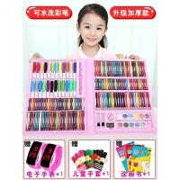 画笔工具儿童绘画套装小学生水彩笔创意礼盒美术学习用品生日礼物