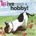 【中商海外直订】Olive Needs a Hobby!