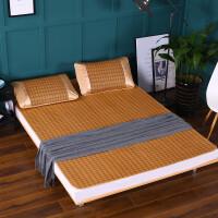 夏季学生宿舍凉席单人床上下铺可折叠藤席冰丝草席0.8m0.9m1米1.2