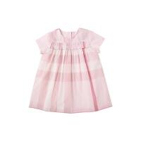网易严选 婴童格纹连衣裙 3个月-3岁