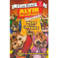 Alvin and the Chipmunks: The Squeakquel: Meet the 'Munks 艾尔