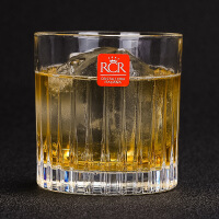 酒吧传奇意大利进口威士忌杯圆冰球专用鸡尾酒杯烈酒杯