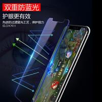 苹果6/6s钢化膜iphone6plus保护膜7p防爆膜8透明XR膜Xs max