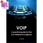 【中商海外直订】Voip - A Practical Guide for the Non-Telephone Engi