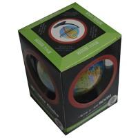 【TH】博目地球仪:11cm中英文政区地球仪(单支点万向支架) 京博目地图制品有限公司 测绘出版社 9787503033