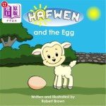 【中商海外直订】Hafwen and the Egg