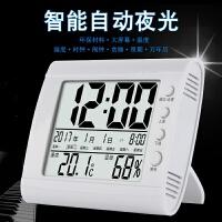 20190309115223607室内温度计家用精准温湿度计表婴儿干湿壁挂式电子钟室温计高精度