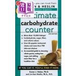 【中商海外直订】The Ultimate Carbohydrate Counter