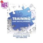 【中商海外直订】Training and Development: An Essential Guide for St