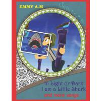 【�A�】In Light or Dark I Am a Little Shark and More Songs: Edu