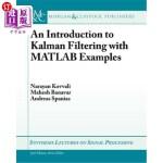 【中商海外直订】An Introduction to Kalman Filtering with MATLAB Exa