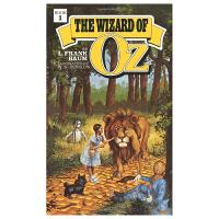 The Wizard of Oz,绿野仙踪 L. FRANK BAUM莱曼・弗兰克・鲍姆作品 英文原版
