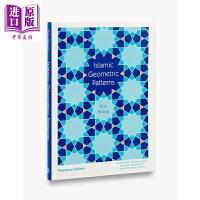 【中商原版】伊斯�m的�缀�D案 英文原版 Islamic Geometric
