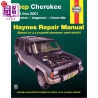 【中商海外直订】Jeep Cherokee: 1984 Thru 2001 - Cherokee - Wagoneer