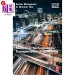 【中商海外直订】Statistical Techniques for Transportation Engineeri