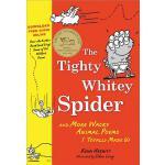 【预订】The Tighty Whitey Spider: And More Wacky Animal Poems I