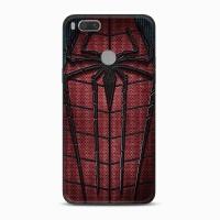 漫威Marvel蜘蛛侠手机壳潮红米5splus保护套max2/mix2s软壳