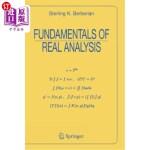 【中商海外直订】Fundamentals of Real Analysis