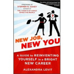 New Job, New You Alexandra Levit(亚历山德拉・利维特) Ballantine Book