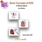 【中商海外直订】Basic Concepts of EKG: A Pocket Guide