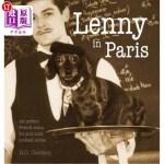 【中商海外直订】Lenny in Paris: The Perfect French Menu for Your Ne