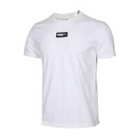 PUMA彪马 男装 运动休闲透气圆领短袖T恤 844632