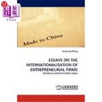【中商海外直订】Essays on the Internationalisation of Entrepreneuri