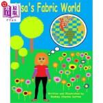【中商海外直订】Lisa's Fabric World