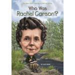 【预订】Who Was Rachel Carson?