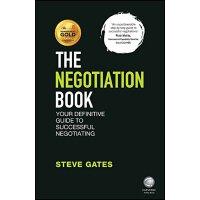 【现货】英文原版 谈判书:成功谈判指南The Negotiation Book 史蒂夫・盖茨 978111915546