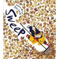【现货】英文原版 扫走坏心情 Sweep 儿童情绪管理绘本 Julia Sarda 插绘 入围凯特・格林纳威奖 平装大