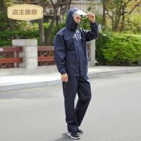 雨衣雨裤套装分体男女摩托车电动车徒步骑行防水加厚雨披SN0943