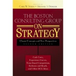 The Boston Consulting Group On Strategy 9780471757221