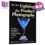 【中商原版】如何调光拍出好看的产品照片 英文原版 Lighting for Product Photography