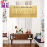【中商海外直订】Styled: Secrets for Arranging Rooms, from Tabletops