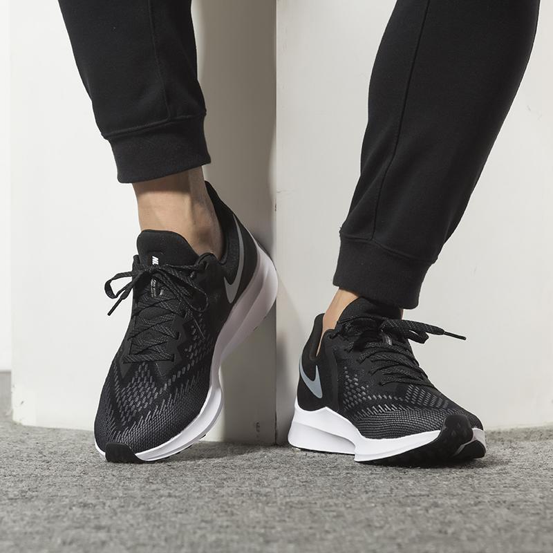NIKE耐克 男鞋 ZOOM运动气垫休闲跑步鞋 AQ7497-001 ZOOM运动气垫休闲跑步鞋