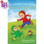 【中商海外直订】Dinosaurs Don't Bite: The Adventures of Liam and Lu