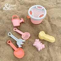 儿童沙滩玩具套装大号宝宝挖沙铲子男孩女孩沙漏水桶戏水玩沙工具