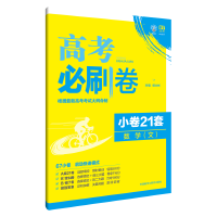 理想树 2017新高考考纲命制 高考必刷卷 小卷21套 文科数学