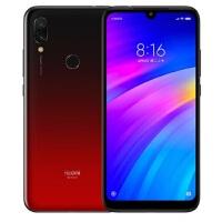 小米Redmi 红米 7 4GB+64GB 魅夜红 移动联通电信全网通4G手机