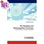 【中商海外直订】Efl Reading and Metacognition Processes