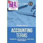 【中商海外直订】Accounting Terms - Financial Education Is Your Best