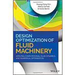 【预订】Design Optimization Of Fluid Machinery 9781119188292